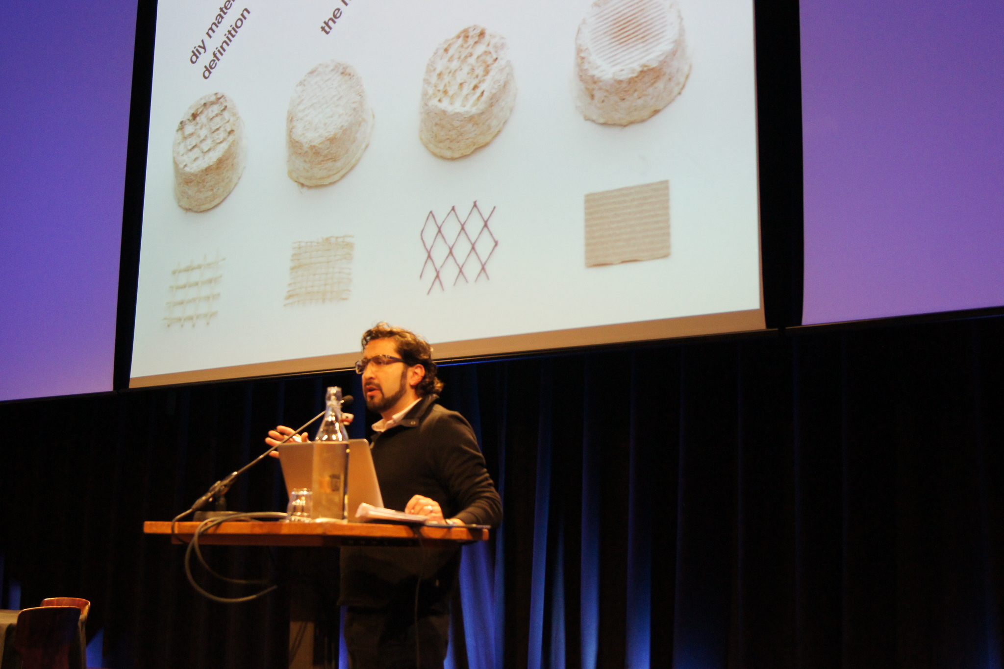 Speech at the Design and Emotion Conference , Amsterdam, The Netherlands. Speaker: Camilo Ayala-Garcia