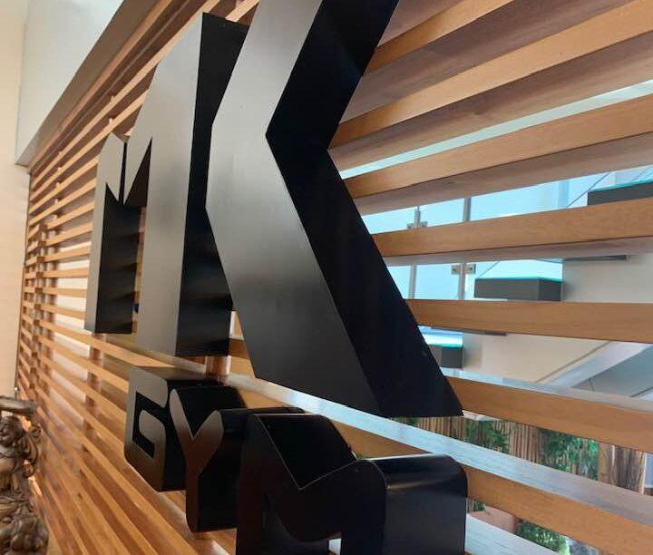 MK GYM Design & Development. Asunción, Paraguay.