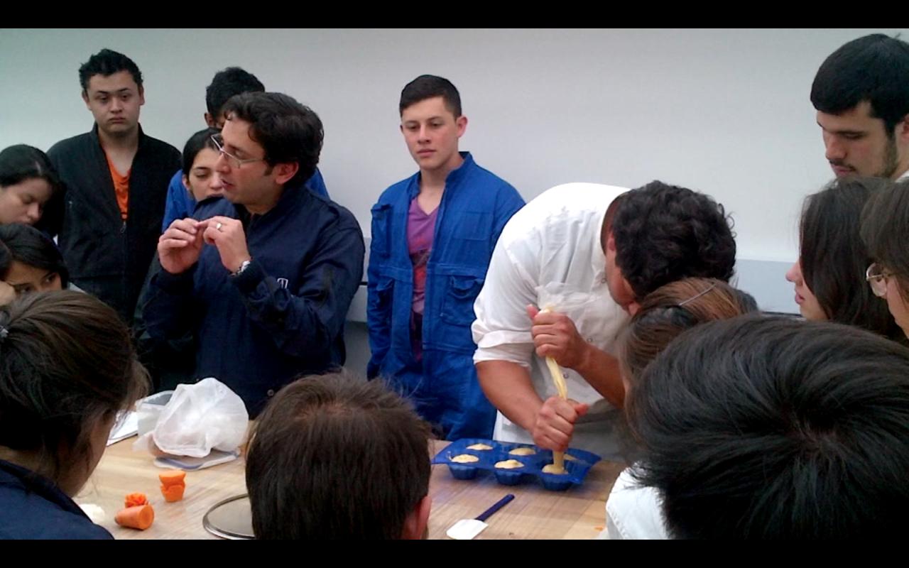 Manufacturing Processes Workshop. Universidad de los Andes. Bogotá, Colombia
