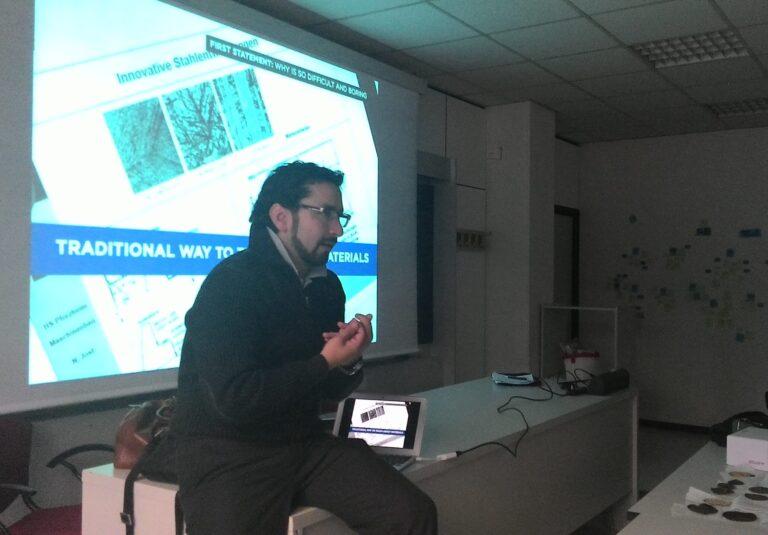Designing Materials Experience  Course - Politecnico di Milano