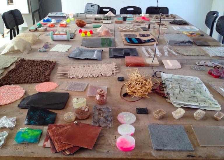 DIY-Materials Course - Los Andes University